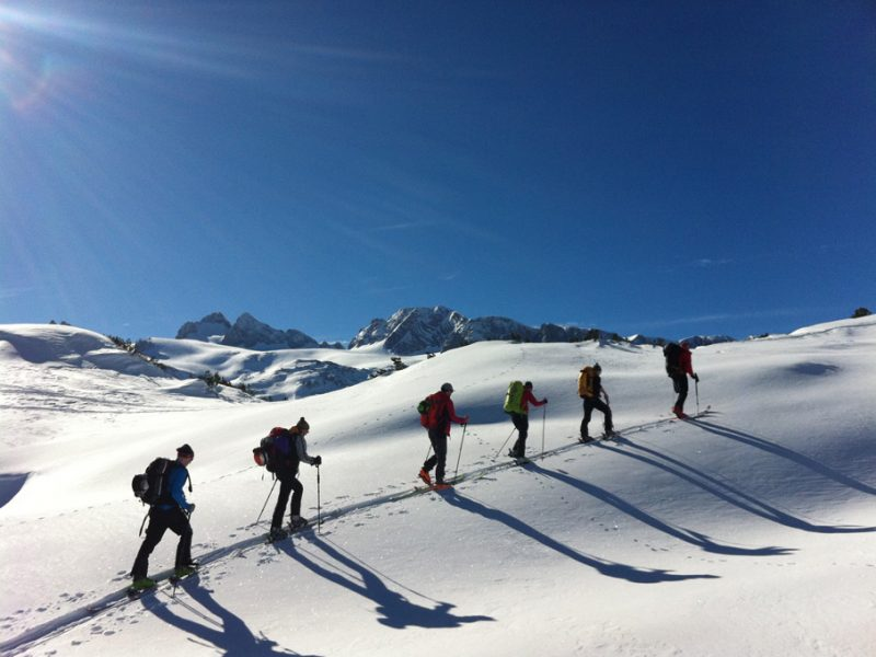 Skitouren Basic Kurs I peak-experience