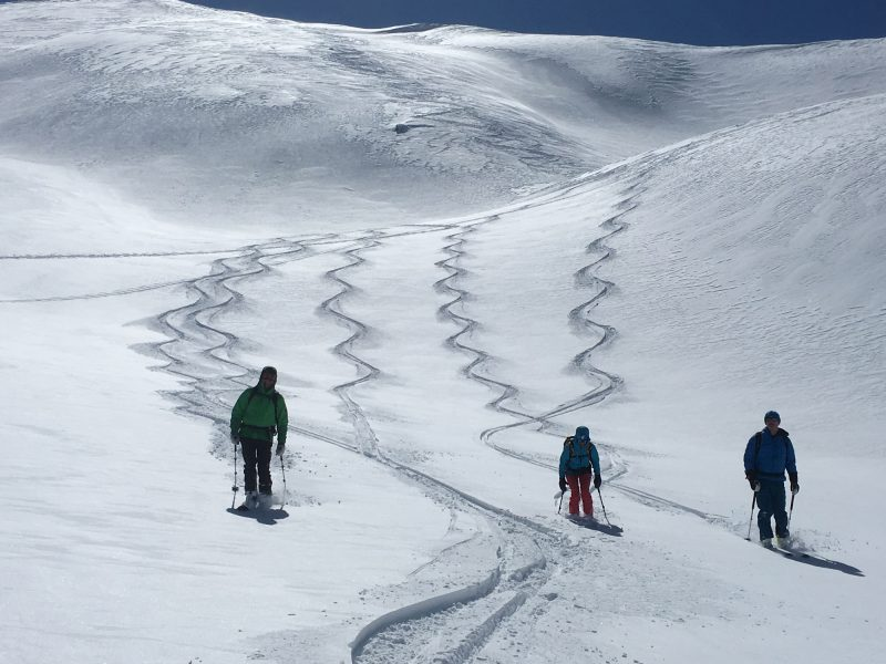 Einsteiger Skitourenkurs Silvretta 2019 I peak-experience